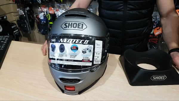 UNBOXING SHOEI NEOTEC II