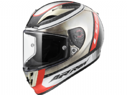 Casco Ls2 FF323 Arrow C Evo Indy Carbon-Chrome