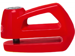 Antirrobo disco Abus Element 290 rojo