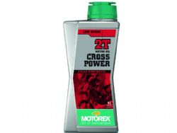 Aceite Motorex Cross Power 2T 1 Litro