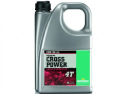 Aceite Motorex Cross Power 4T 10W50 4 Litros