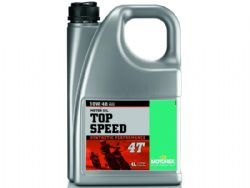 Aceite Motorex Top Speed 4T 10W40 4 Litros MT054I004T