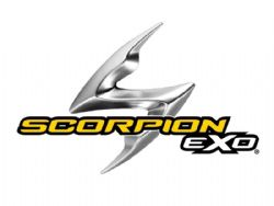 Acolchados laterales Scorpion Exo-410 Air KW V2 Standard M