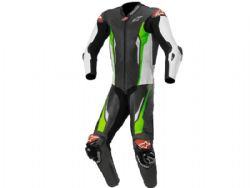 Mono profesional Alpinestars Racing Absolute for Tech-Air Negro / Blanco / Verde