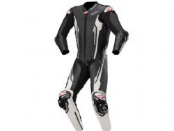 Mono profesional Alpinestars Racing Absolute for Tech-Air Negro / Blanco