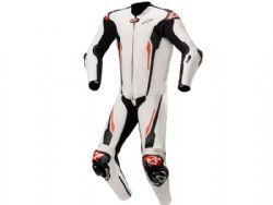 Mono profesional Alpinestars Racing Absolute for Tech-Air Blanco / Negro
