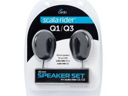 Altavoces Cardo Q1-Q3 Speaker Set 40 mm