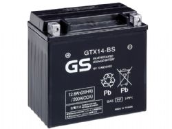 Batería Gs Battery GTX14-BS