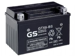 Batería Gs Battery GTX9-BS