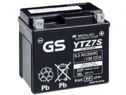 Batería Gs Battery GTZ7S