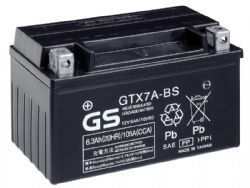 Batería Gs Battery GTX7A-BS