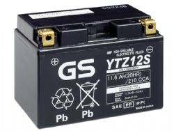 Batería Gs Battery GTZ12S