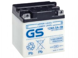 Batería Gs Battery 12N5.5A-3B