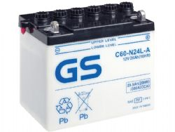 Batería Gs Battery C60-N24L-A