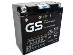 Batería Gs Battery GT14B-4
