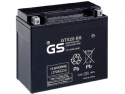 Batería Gs Battery GTX20-BS
