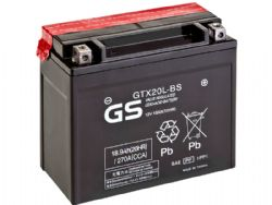 Batería Gs Battery GTX20L-BS