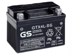 Batería Gs Battery GTX4L-BS