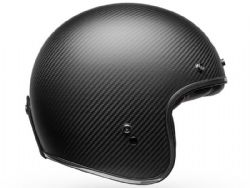 Casco Bell Custom 500 Carbon Negro mate