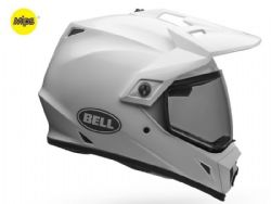 Casco Bell MX-9 Adventure Mips Blanco