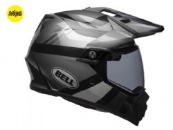 Casco Bell MX-9 Adventure Mips Blackout Negro