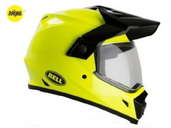 Casco Bell MX-9 Adventure Mips Solid Hi-Viz