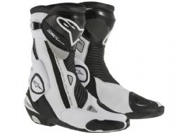 Botas Alpinestars SMX Plus Black / White