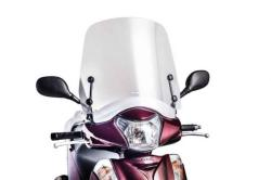 CARENABRIS PUIG 6809W TS KYMCO LIKE 50 2009 TIPO ORIGINAL TRANSPARENTE