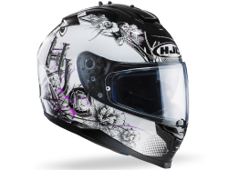 Casco Hjc IS-17 Barbwire MC31