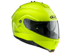 Casco Hjc IS-MAX II Fluor Verde