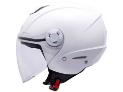 Casco Mt City Eleven Sv Solid Blanco