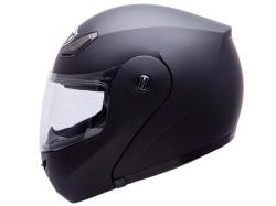 Casco Mt Coyote Solid Negro Mate