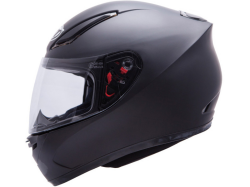 Casco Mt Revenge Solid Negro Mate