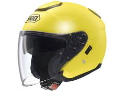 Casco Shoei J-Cruise Brilliant Yellow