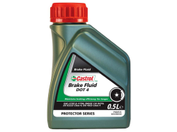 Aceite Castrol Brake Fluid Dot 4 0.5 Litros
