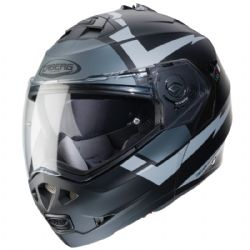 Casco Caberg Duke 2 Kito Negro Mate / Antracita