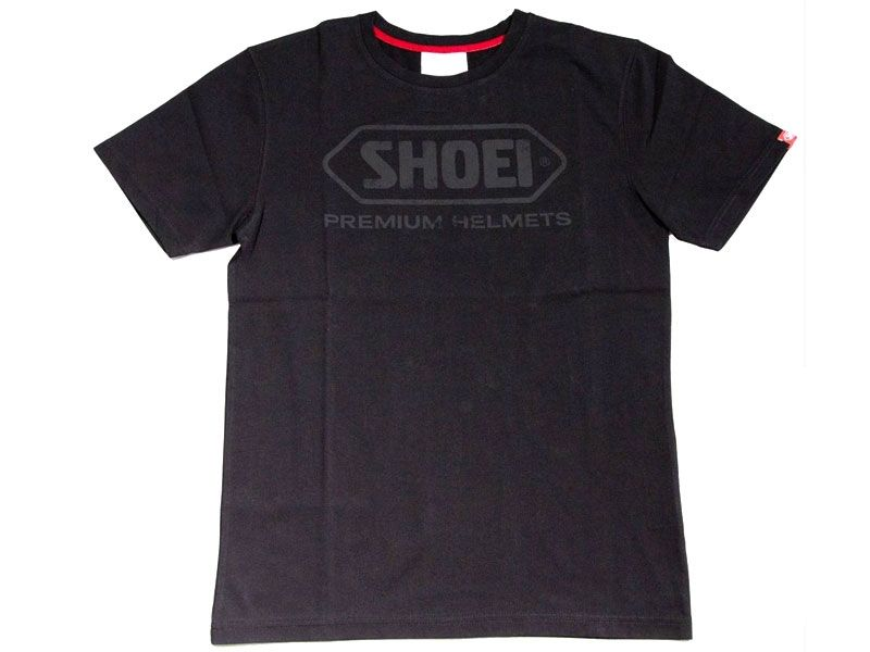 Camiseta Shoei T-Shirt Black