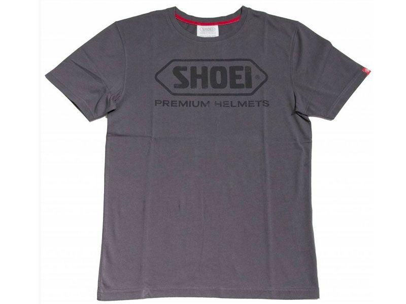 Camiseta Shoei T-Shirt Grey