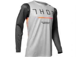 Camiseta Thor Prime S20 Trend Charcoal / Gris