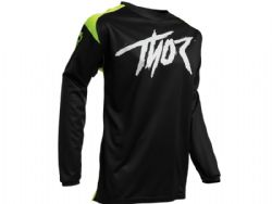 Camiseta Thor Sector Youth S20 Link Acido