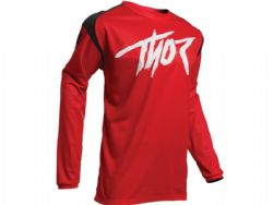 Camiseta Thor Sector Youth S20 Link Rojo