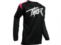 Camiseta Thor Sector Youth S20 Link Rosa