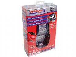 Cargador batería Tecmate Optimate 5 Voltmatic TM-222
