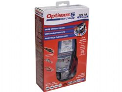 Cargador batería Tecmate Optimate 5 start / stop TM-220
