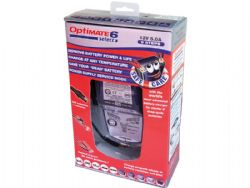 Cargador batería Tecmate Optimate 6 Select TM-190