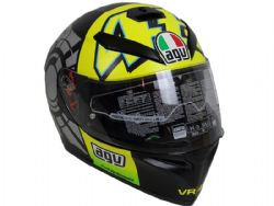 Casco Agv K-3 SV Pinlock Winter Test 2012