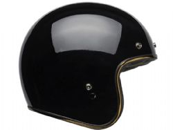 Casco Bell Custom 500 DLX Rally Negro / Bronze