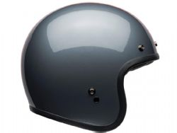 Casco Bell Custom 500 DLX Rally Gris / Rojo