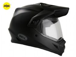 Casco Bell MX-9 Adventure Mips Negro Mate