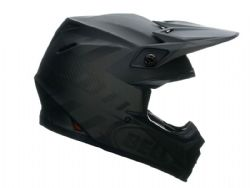 Casco Bell Moto-9 Carbon Flex Syndrome Negro Mate